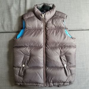 Tommy Hilfiger puffer vest 75% of down